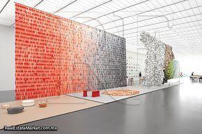 Sus diseños mantienen una actividad experimental que es esencial para el desarrollo de su trabajo