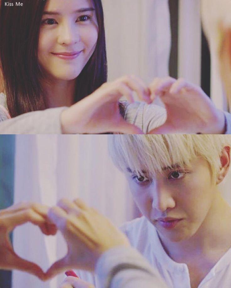 Drama Details Itazura Na Kiss Thailand Version Kiss Me – A Murti