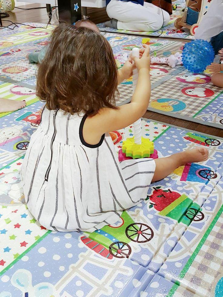 Estimulación temprana y juego multisensorial con Imaginarium