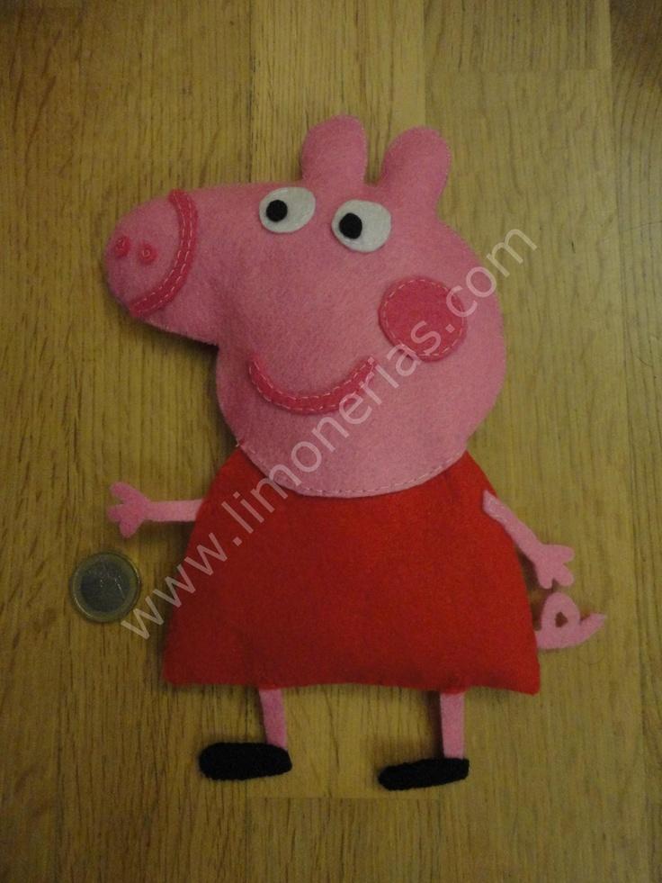 Limonerías: Muñeca de Peppa Pig
