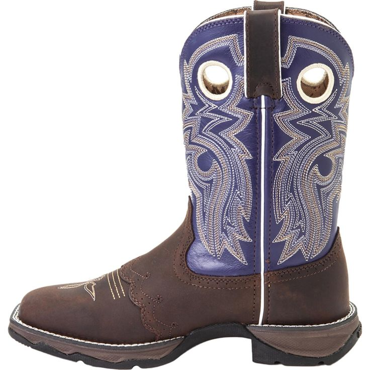 lady Rebel: Flirt Women's Ink Saddle-Lace Western - Style #RD3576 - Durango Boot Company They are purple and I want them!!