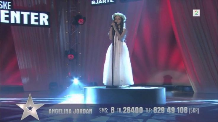 "Amazing 8 Year Old Angelina Jordan Sings ""Shot Me Down"" Bang Bang On Nor..."