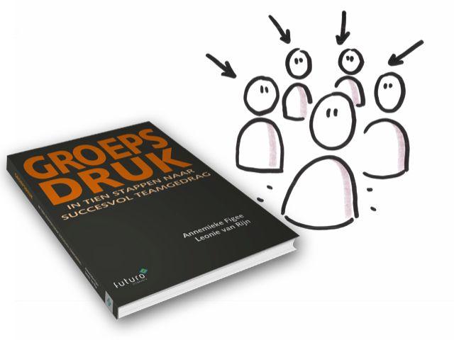 """Mooi artikel van Annemieke Figee en Leonie van Rijn (auteurs van het boek 'Groepsdruk') bij Managementsite: """"Luie teaminterventies met grote impact. Lastig om uw team in beweging te krijgen? De aanpak is verrassend simpel. Met een ijzersterk voorbeeld."""" #groepsdruk #annemiekefigee #leonievanrijn #managementsite #futurouitgevers"""