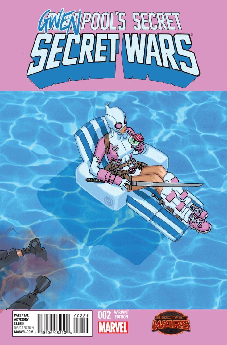 Deadpool's Secret Secret Wars #2 (Gwenpool)