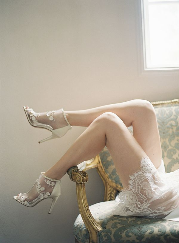 Bella belle bridal shoes | Enchanted Collection - Chic & Stylish Weddings