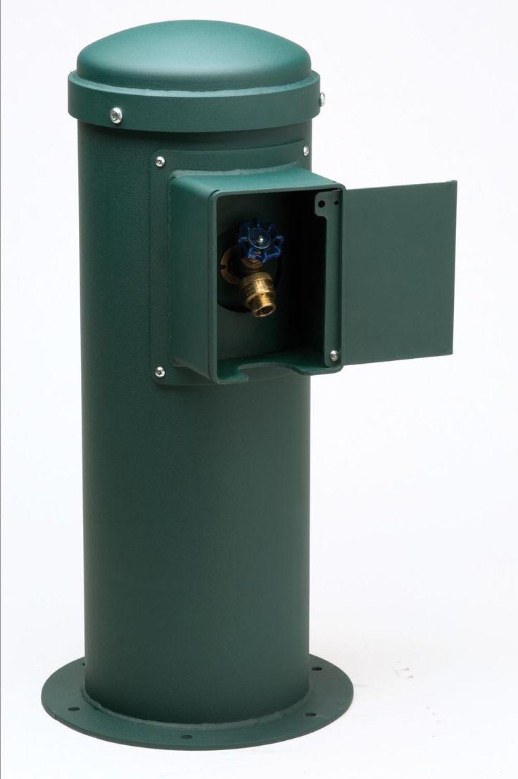 Endura Ii Yard Hydrant With Locking Hose Bib Gardening