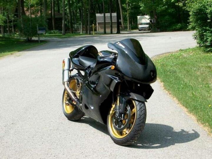 Yamaha Motorcycle Run