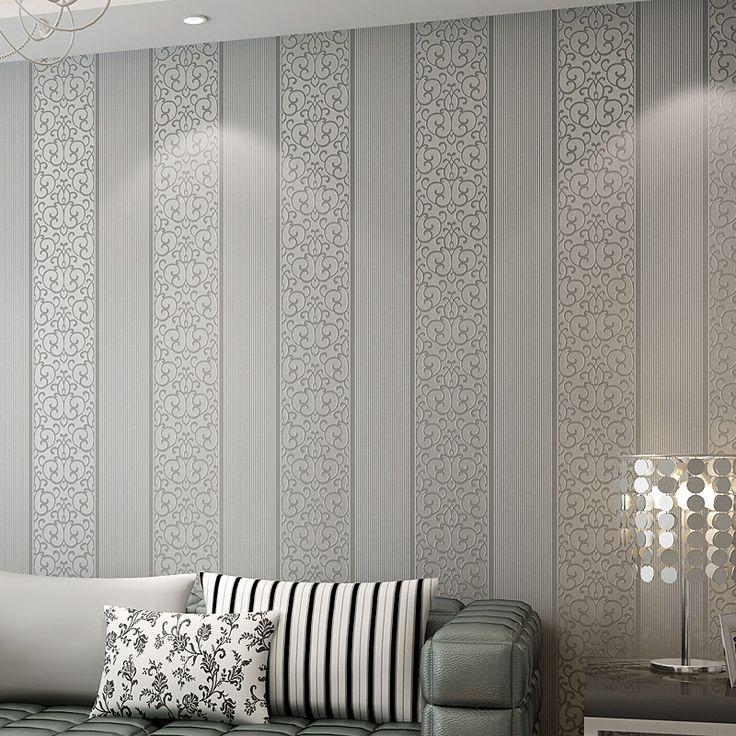 Paper Wall Panels : Best ideas about vertical striped walls on pinterest