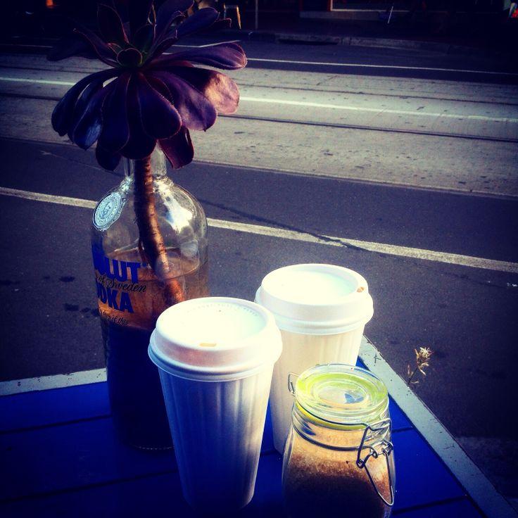 Amici cafe, Chapel St, Melbourne
