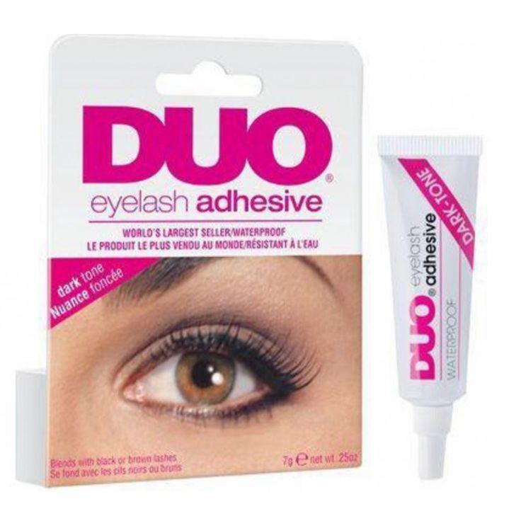 صمغ رموش دو اسود متجر راق Duo Eyelash Adhesive Eyelash Glue Waterproof Eyelash