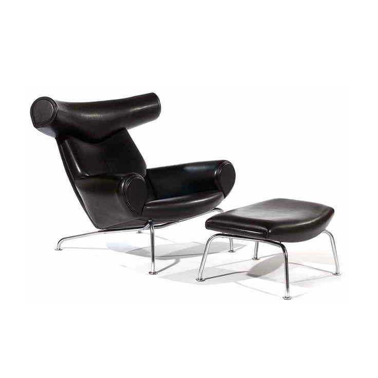 Jetty Chair U0026 Ottoman Set | Dotandbo.com