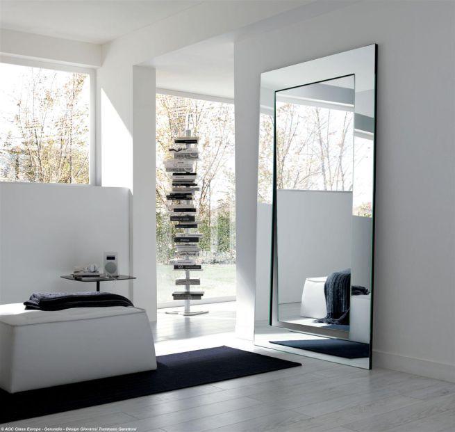 Зеркала :: Стекло в интерьере: <br> тренды и дизайн