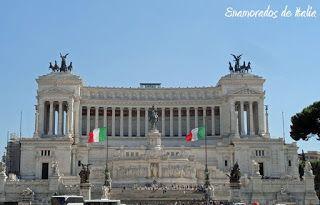 Monumento a Victor Manuel II, Roma.