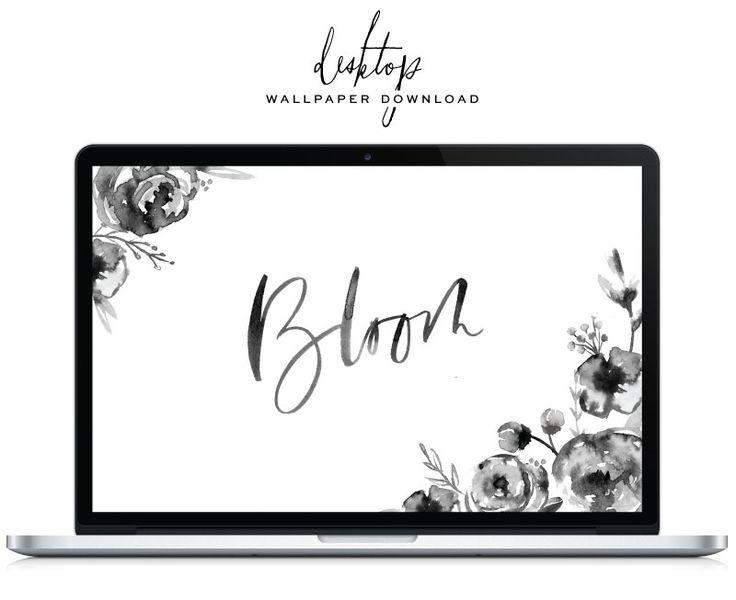 Spring Desktop Wallpaper | lark & linen