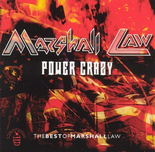 Power Crazy: The Best of Marshall Law [CD]
