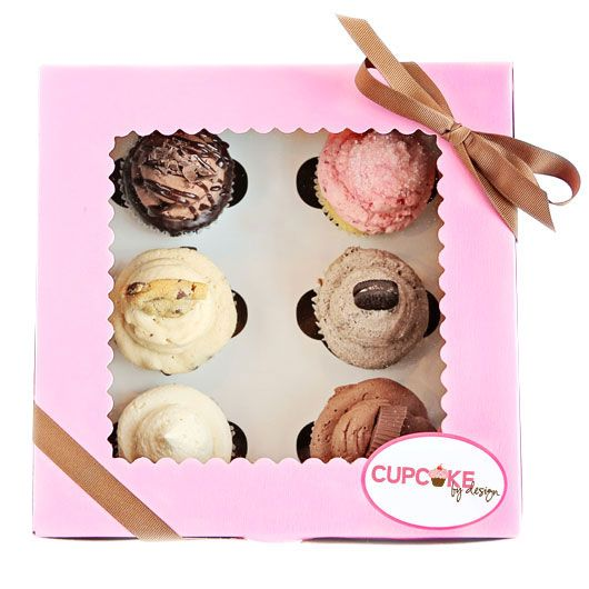 Gourmet Cupcake Shop | Cupcake Delivery | Cupcake by Design
