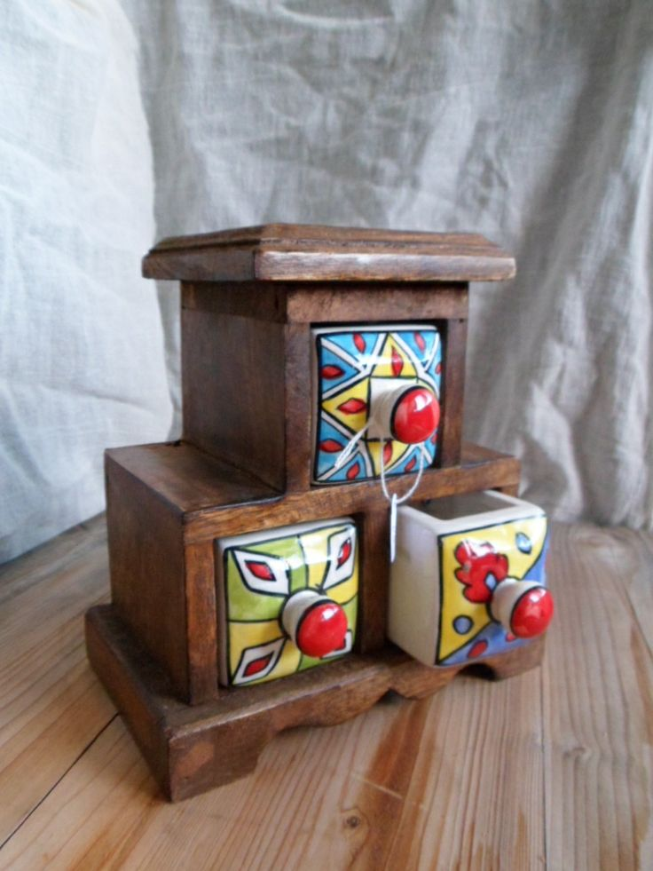 Mobiletto portaspezie a 3 cassetti. Tutti i modelli su http://easy-online.it/it/categoria-prodotto/portaspezie/