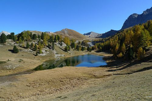 Lac Miroir | Vallée du Queyras © girolame