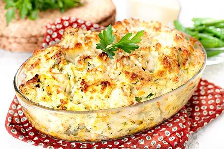 Lax och torsk i potatismos - Recept från Spisa.nu