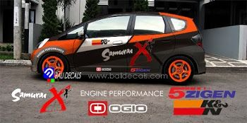 Cutting Sticker Toyota Yaris