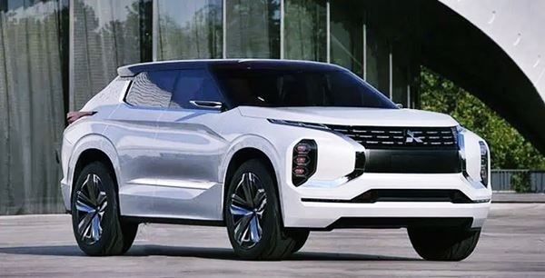 New 2021 Mitsubishi Outlander Phev Di 2020