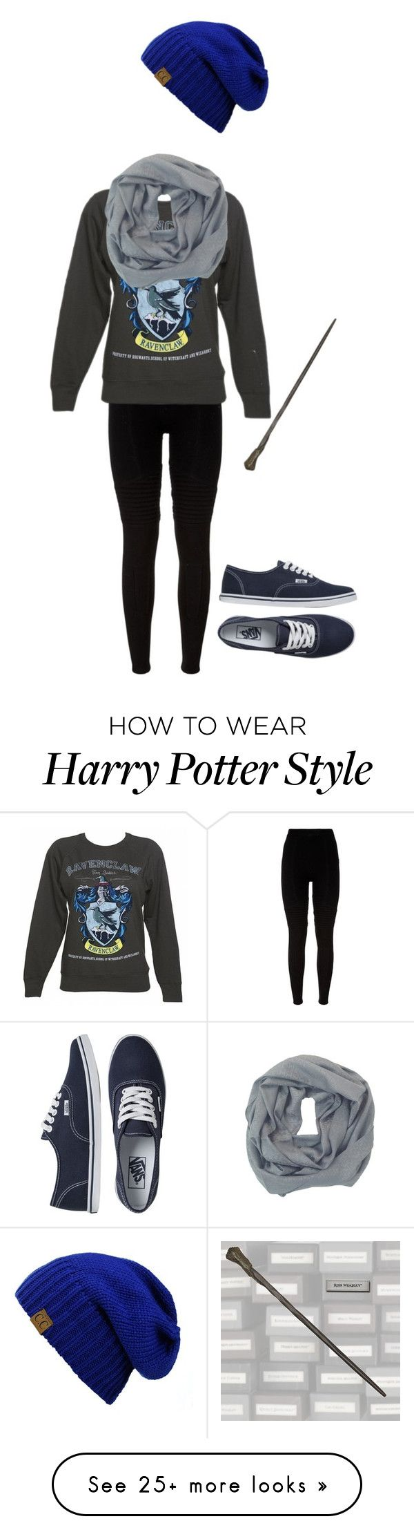 """Ravenclaw Quidditch Team"" by natalia-imendoza on Polyvore featuring Givenchy, Vans and Tory Burch"