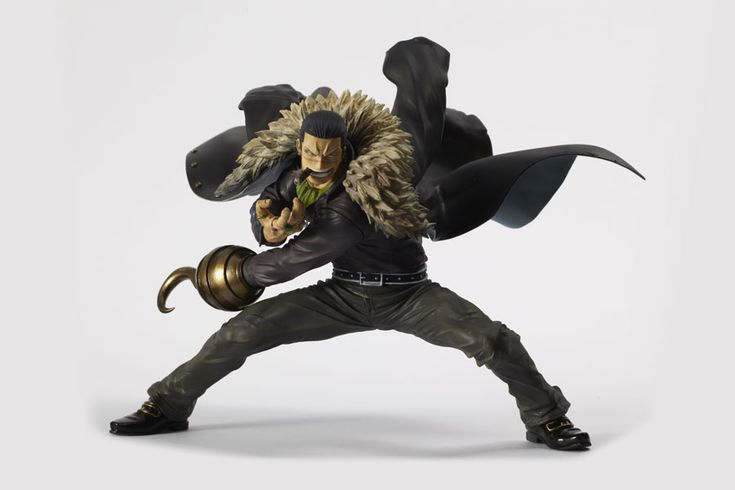 Image result for one piece scultures crocodile