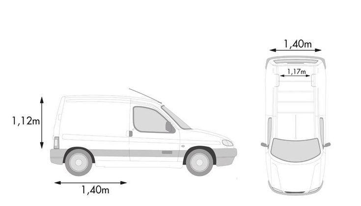 Bestelwagen verhuren - De goedkoopste bestelwagenverhuur van België - CARXX