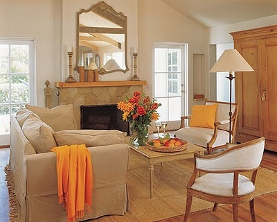 Accented Neutral The Warm Colors Make Room Relaxing But Also With