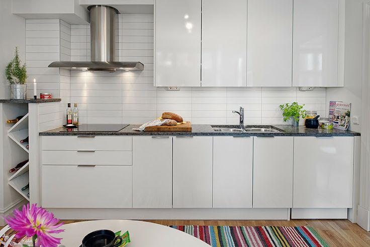 Small Kitchens Apartment Inspiration Apartment Living Apartments