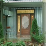 HM-186 Security Storm Door