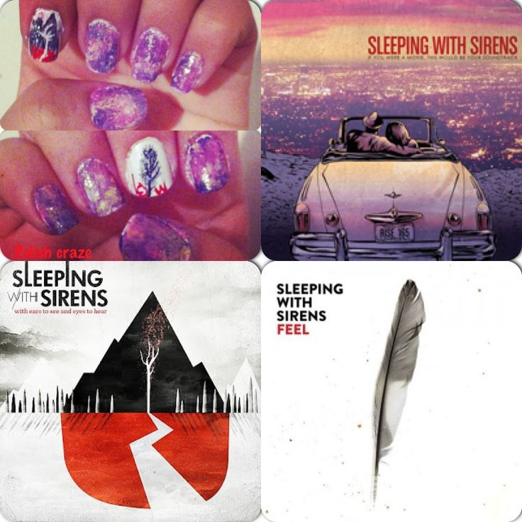 Sleeping With Sirens Album Cover
