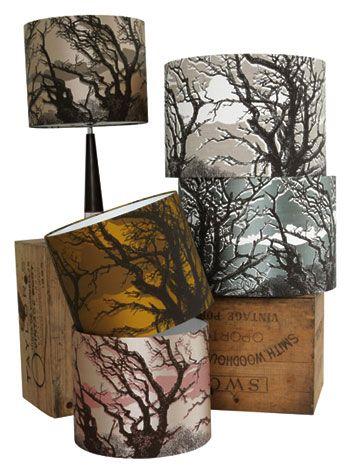 jen rowland | lampshades
