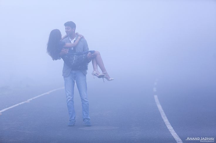 """https://flic.kr/p/ooYtPy   Another one from the """"Love in the Mist"""" Series !!!   R + S - Pune – July 2014  Copyright@Anand Jadhav Photography   To follow My work do  """"Visit"""" """"Like"""" & """"Share""""  My Facebook Page"""
