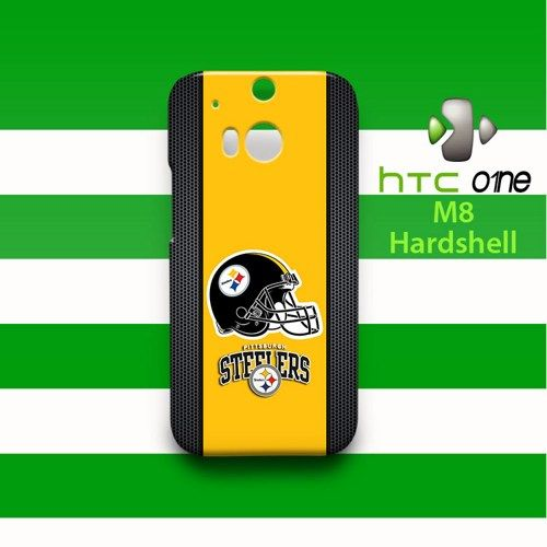 Helmet Pittsburgh Steelers HTC One M8