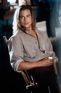 Brad Pitt (* 18. Dezember 1963 in Shawnee, Oklahoma) ist ein US-amerikanischer Schauspieler und Produzent.