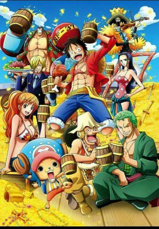 Browse ONE PIECE Collected By Bugster B And Make Your Own Anime Album