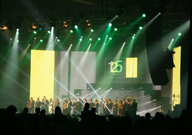 Pi celebra los 125 años de Falabella