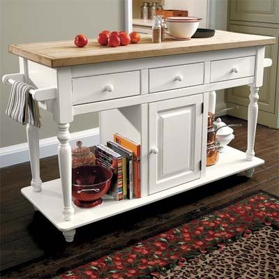 Incroyable Portable Kitchen Island Design Ideas