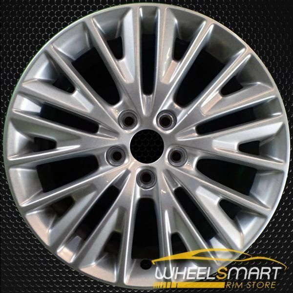 17 Ford Focus Oem Wheel 2015 2018 Silver Alloy Stock Rim 10013