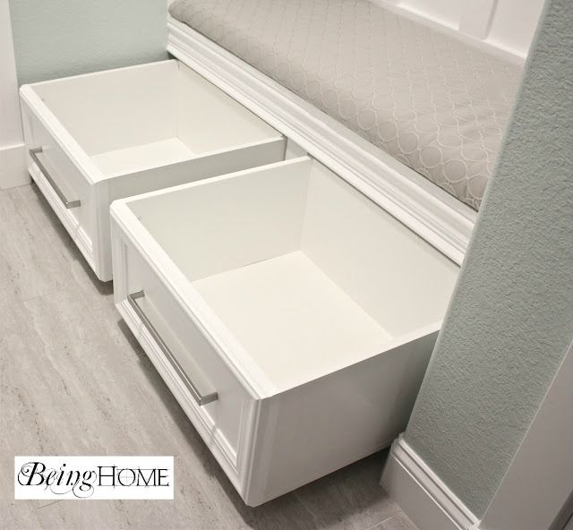 Being Home: Building a (HUGE) Rolling Shoe Storage - Tutorial (HoH137)