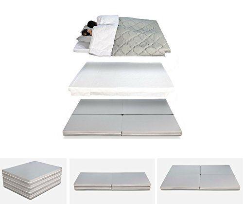 1000 id es propos de lit pouf sur pinterest lit d. Black Bedroom Furniture Sets. Home Design Ideas