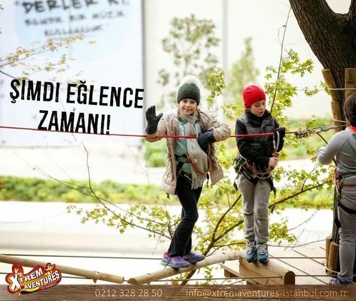 Xtrem Aventures İstanbul'da tam da şimdi eğlence zamanı:)   Bilgi ve rezervasyon için  info@xtremaventures-istanbul.com.tr www.xtremaventures-istanbul.com.tr 0212 328 28 50  #xtremaventures #maceraparkı #uniqistanbul #maslak #istanbul #istanbuldayasam #macera #heyecan #adrenalin #yüksek #ipparkuru #zipline #eğlence #instagood #instatr #temapark #doğa #orman #açıkhava #spor #extremespor #extremeadventures #xtremaventuresistanbul #sonbahar #kış