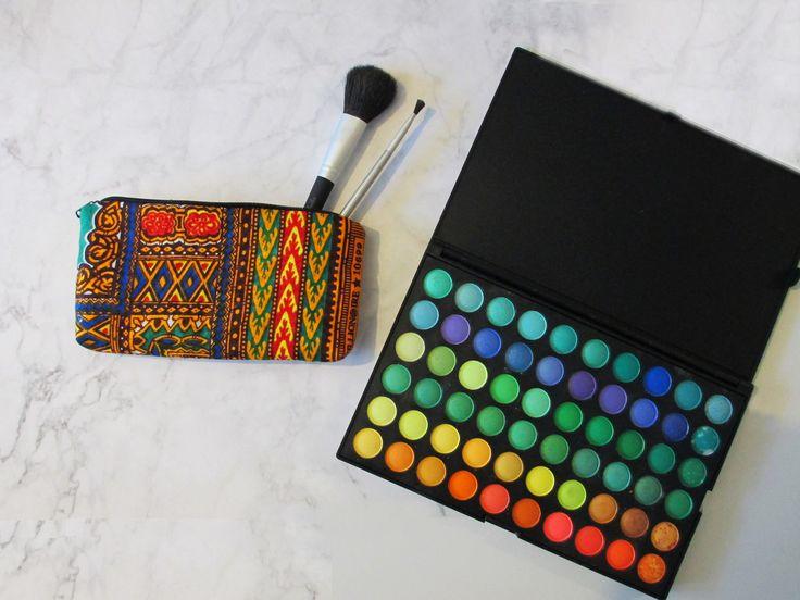Cosmetic Bag by e!nyani
