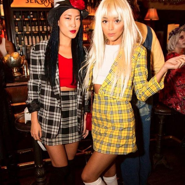 Ashley Madekwe as Cher from 'Clueless' - The Best Celebrity Halloween Costumes You'll Want to Copy - Photos