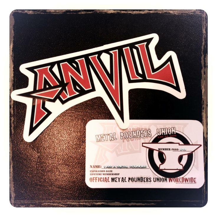 Anvil Canadian Metal band