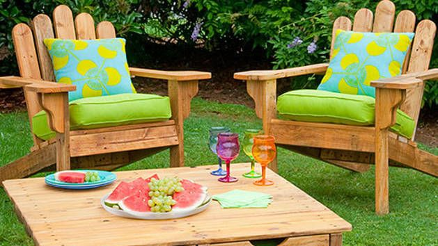 Les 114 meilleures images propos de adirondack chair for Chaise adirondack rona