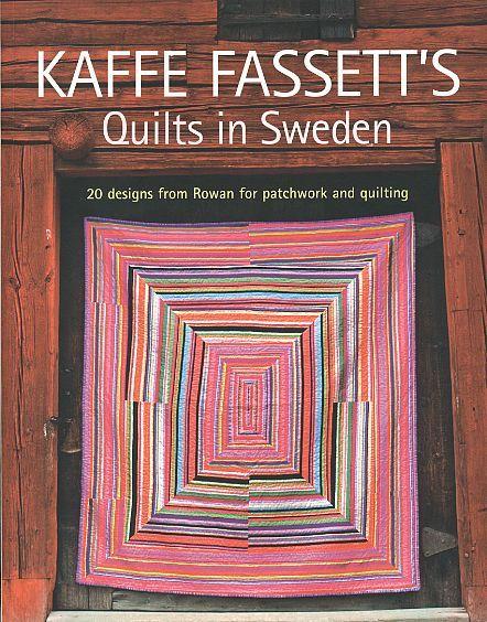 Kaffe Fassett`s Quilts in Sweden