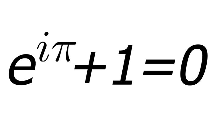 Euler's Identity: 'The Most Beautiful Equation