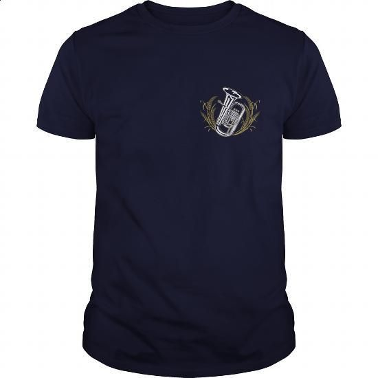 Brass Tuba - #funny t shirts #make t shirts. MORE INFO => https://www.sunfrog.com/Music/Brass-Tuba-Navy-Blue-Guys.html?60505